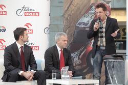 Orlen Team presentation: stage presentation