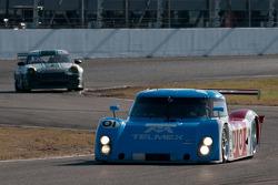 #01 Chip Ganassi Racing with Felix Sabates BMW Riley: Marino Franchitti, Scott Pruett, Memo Rojas, Justin Wilson