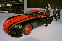 Dodge Viper Drift