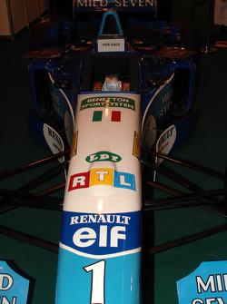 Bennerton Renault F1 Car