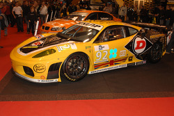 Dunlop Sponsored Ferrari F430 GT2 Car