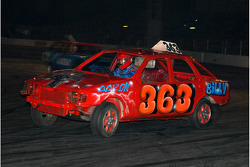 Banger Racing in Live Action Arena