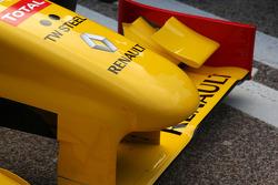 Renault F30, Detail