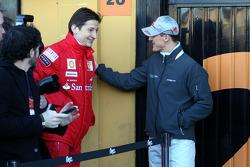 Massimo Rivola Scuderia Ferrari, Michael Schumacher, Mercedes GP
