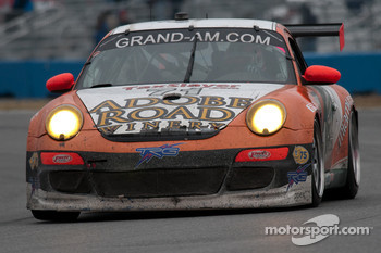 #71 TRG Porsche GT3: Timo Bernhard, Romain Dumas, Tim George Jr., Bobby Labonte, Spencer Pumpelly