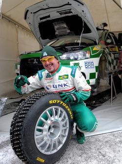 Paulo Nobre, Mitsubishi Lancer Evo X