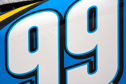 Roush Fenway Racing Ford of Carl Edwards, detail