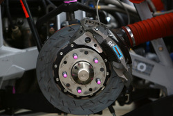 Racing brake caliper