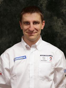 François Coudrain, engine