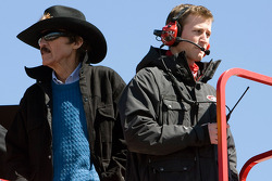 Richard Petty and Kasey Kahne, Richard Petty Motorsports Dodge