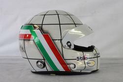 Gabriele Tarquini, SR - Sport, Seat Leon 2.0 TDI helmet