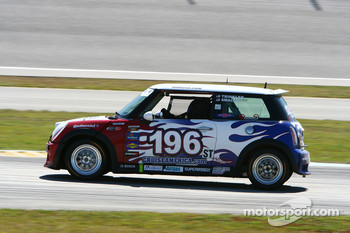 #196 RSR Motorsports Mini Cooper S: Randy Smalley, Owen Trinkler