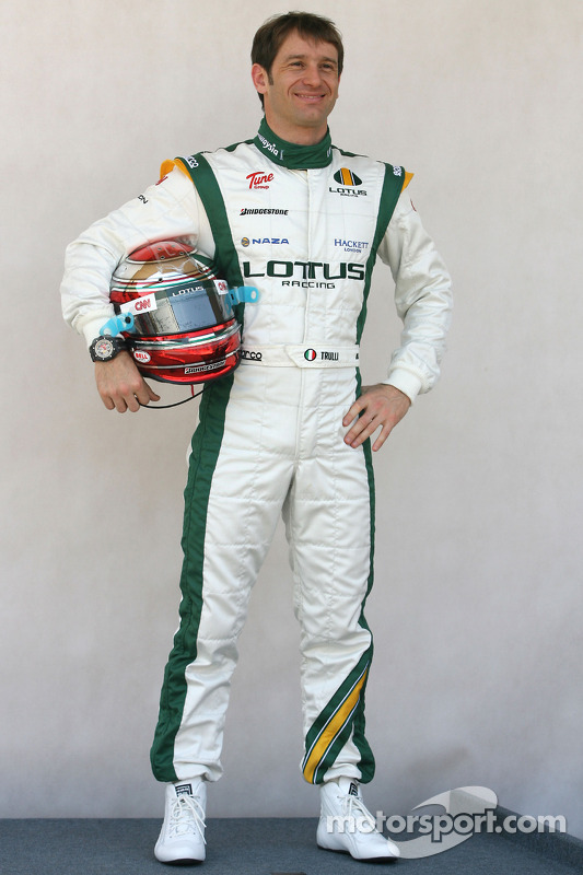 Jarno Trulli, Lotus F1 Team