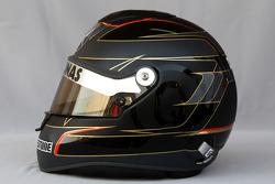Helmet of Nick Heidfeld, Test Driver, Mercedes GP