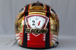 Helmet of Timo Glock, Virgin Racing