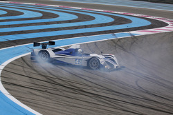 #48 Hope Polevision Racing Formula Le Mans: Mathias Beche, Christophe Pillon