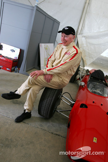 John Surtees, 1964 F1 World Champion