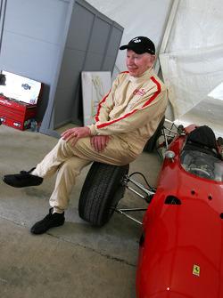 John Surtees, 1964 F1 World Champion