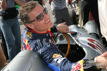 David Coulthard, Red Bull Racing, Consultant