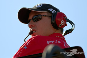 Earnhardt Ganassi Racing Chevrolet crew chief Brian Pattie