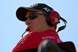 Earnhardt Ganassi Racing Chevrolet crew chief Brian Pattie