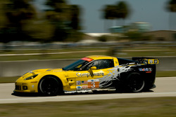 Corvette Racing Chevrolet Corvette ZR1: Jan Magnussen, Johnny O'Connell