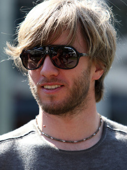 Nick Heidfeld, Williams F1 Team