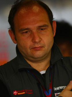 Colin Kolles, Hispania Racing Team, Team Principal