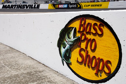 Earnhardt Ganassi Racing Chevrolet pit area