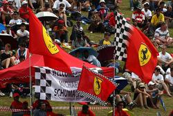 Michael Schumacher, Mercedes GP fans