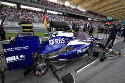 Nico Hulkenberg, Williams-Cosworth