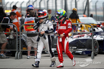 Rubens Barrichello, Williams F1 Team, Felipe Massa, Scuderia Ferrari