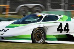 88 Jaguar GTP: Howard Turner