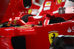 Ferrari have now moved their wing mirrors