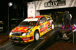 Petter Solberg and Philip Mills, Citroën C4 WRC, Petter Solberg Rallying