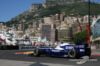 GPDA Chairman Rubens Barricello in the streets of Monaco