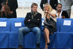 Amber Lounge Fashion Show, Nico Hulkenberg, Williams F1 Team