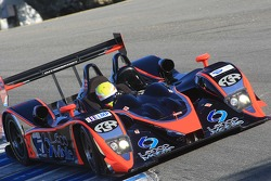 #37 Intersport Racing Lola B06/10 AER: Jon Field, Clint Field, Nikolas Konstant