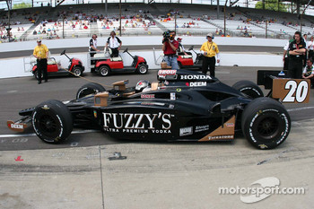 Ed Carpenter, Panther Racing