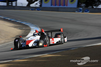#89 Intersport Racing Oreca FLM09: Mitch Pagerey, Brian Wong, David Ducote