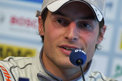 Post-race press conference: third place Bruno Spengler, Team HWA AMG Mercedes