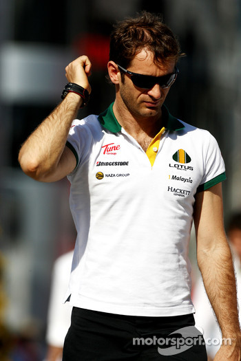 Jarno Trulli, Lotus F1 Team,