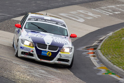 #213 MSC Ruhr Blitz Bochum BMW E46 325i: Roland Botor, Michael Eichhorn