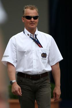 Jonny Herbert Race steward