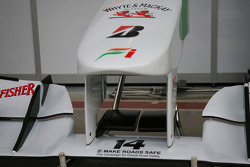 New elements on the Force India