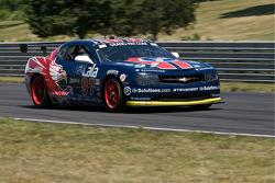 #97 Stevenson Motorsports Camaro GT.R: Jan Magnussen, Gunter Schaldach