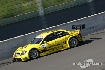 David Coulthard, Mücke Motorsport AMG Mercedes C-Klasse