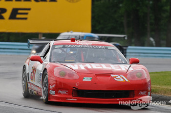 #31 Marsh Racing Corvette: Eric Curran, Sonny Whelen