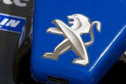 #4 Team Oreca Matmut Peugeot 908 detail