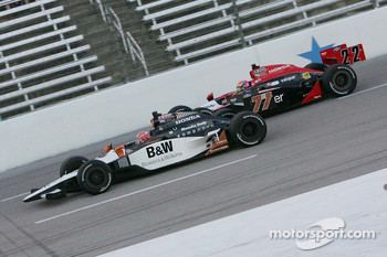 Alex Tagliani, Fazzt Race Team & Justin Wilson, Dreyer & Reinbold Racing